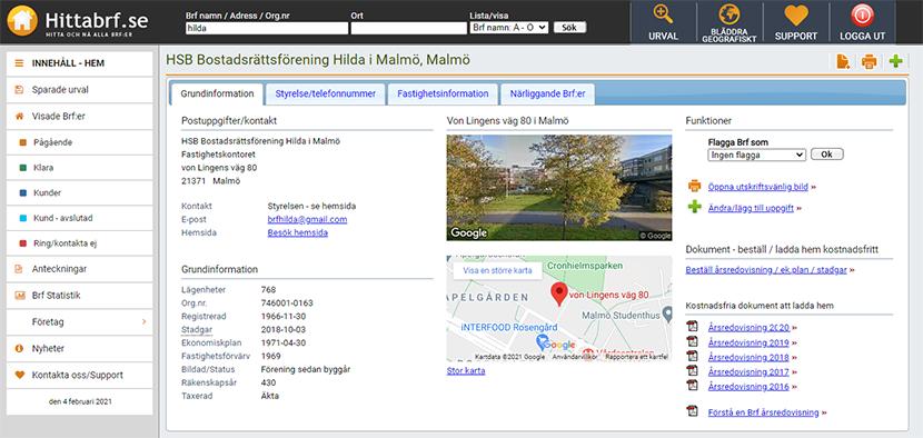 hitta fastighetsbeteckning adress